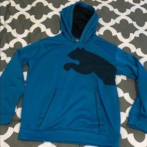 Boys Puma Sweatshirt